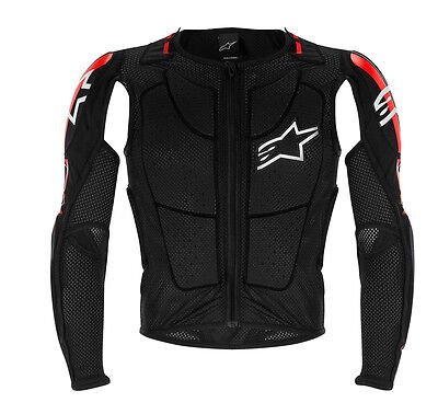 Alpinestars MX17 Bionic Plus MX Motocross CE Approved Protection Jacket (For BNS