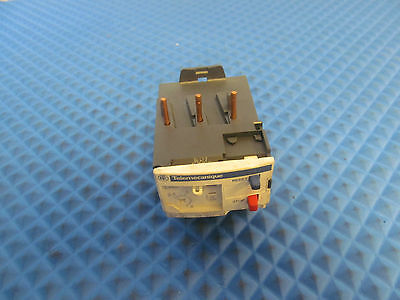 New Telemecanique Overload Relay LRD 08 LRD08 2.5-4A Free Shipping