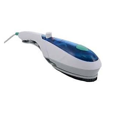 Travel Steamer - Handheld Garment Fabric Clothes Iron Sanitiser Shirts Dresses