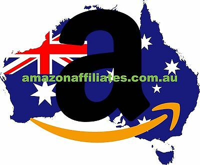 Amazon Affiliates - Get the hottest domain as Amazon moves on Australia