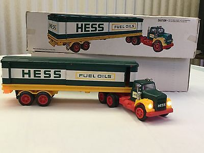 1976 Hess Box Truck Great Condition