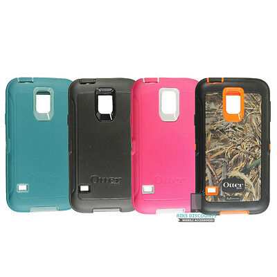 New! Otterbox Defender Series Protective phone Case For Samsung Galaxy S5