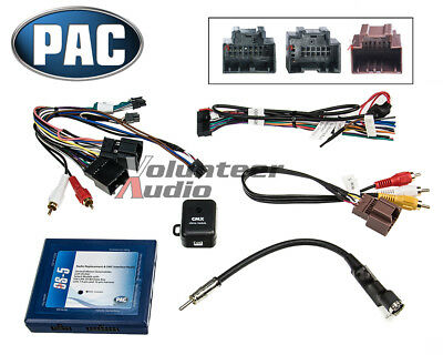 gm car radio stereo cd player installation wiring install harness onstar  plug