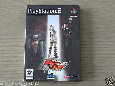 Jeu Playstation 2 Ps2   King Of Fighters Maximum Impact  Complet En Francais