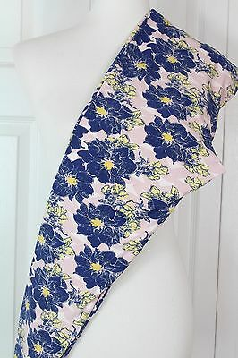 LuLaRoe TC Leggings Tall & Curvy Floral Spring Unicorn Flowers NWT