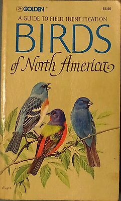 A Guide To Field Identification Birds of North America Hardcover Book
