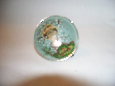 Antique Asian Fantastic Great Quality Sake Cup - Bottom Signed