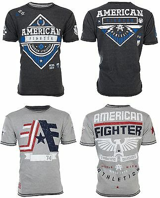 AMERICAN FIGHTER Mens REVERSIBLE THERMAL ATHENS Athletic Biker Gym S-4X 37 $50