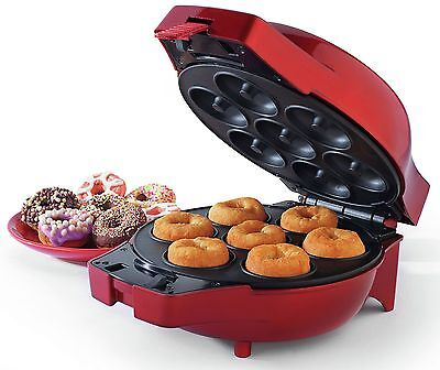 American Originals EK1883 900W 2 in 1 Cake Maker - Metallic Red. From Argos ebay