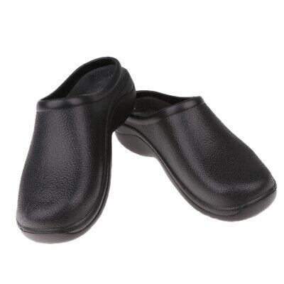Men Women Chef Cook Medical Nurse Shoes Ultralite Orthopedic Clogs Strapless