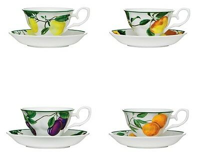 Cup And Saucer 160ml Bone China Attractive Daily Use item Stylish Designs