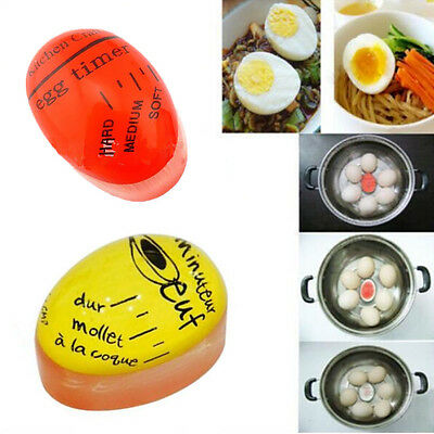 High Quality Colour Egg Perfect Kitchen Egg Timer Boil Eggs Every Time Hot