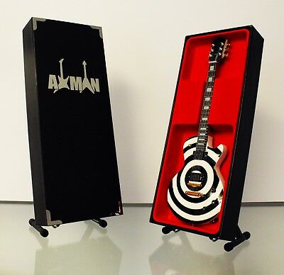 "Miniature Replica Guitar: Zakk Wylde's ""The Grail"" By Axman (UK)"