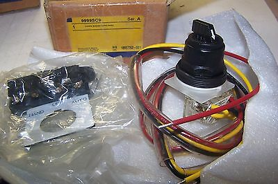 New Square D 9999Sc9 Selector Switch Assembly Hand Off Auto
