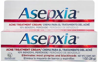 Asepxia Acne Spot Treatment Cream 1 oz