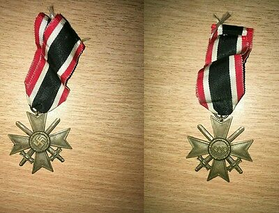 WW2 German War cross - A unique piece of the collector's collection