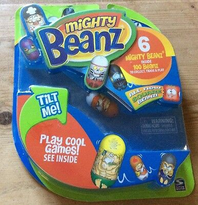 Mighty Beanz Series 3