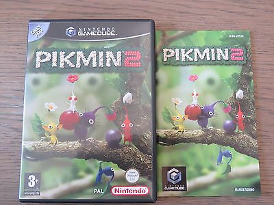 Jeu Nintendo Gamecube  Pikmin 2  Complet   Game Cube