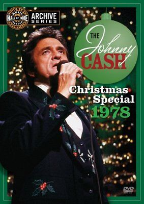 NEW: The Johnny Cash Christmas Special 1978 DVD (2008)