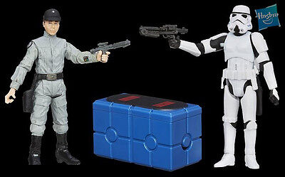 Star Wars Vintage Collection 3.75 Imperial Scanning Crew No Packaging Loose