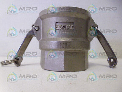 Snaplock 200D-316 Coupling *new No Box*