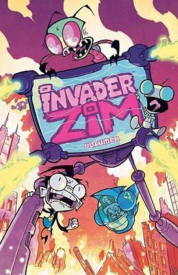 Invader Zim: Volume 1 by Eric Trueheart 9781620102930 (Paperback, 2016)