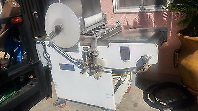 Champion 65S ETL  Cookie Depositor working condition with one mold  WILL SHIP