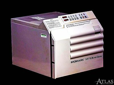 Midmark M11 Ultraclave Dental Lab Steam Autoclave Sterilizer for Instruments