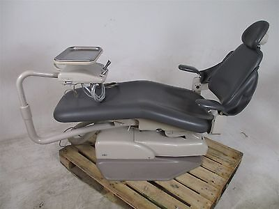 Adec 8000 Dental Operatory Exam Chair w/ Doctor-Assistant Delivery System