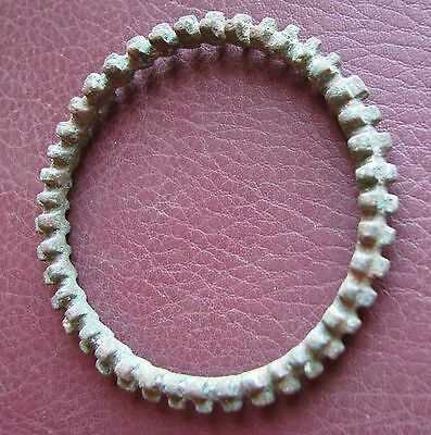 Authentic Ancient Artifact > Rare Sarmatian Bracelet, 3rd - 5th Centuries AD K23