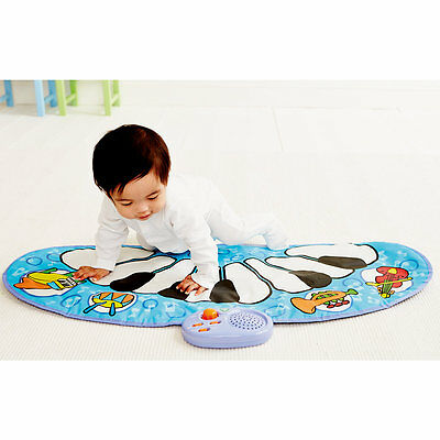 New ELC Boys and Girls Baby Percussion Mat Musical Baby Toy From 6 months
