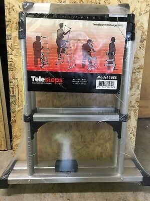 Telesteps 10' Climbing Height Combination Ladder 375Lb. Max. Load 10ES