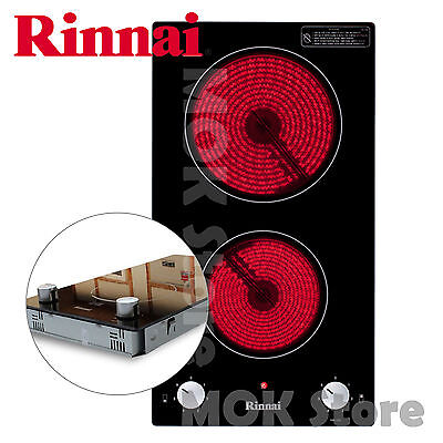 Rinnai RBE-22H Built-in Touch Hi-Light Range Electric Stove Cooktop