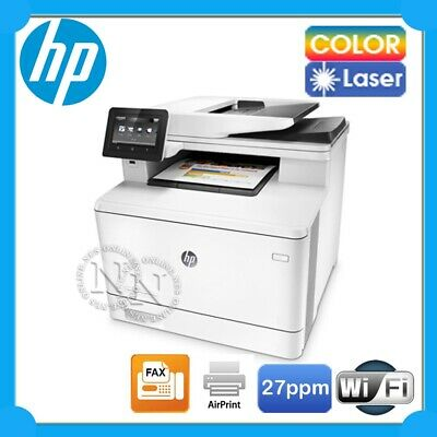 HP LaserJet Pro M477fdw Wireless Color Laser MFP Printer+Auto Duplex+ADF CF379A