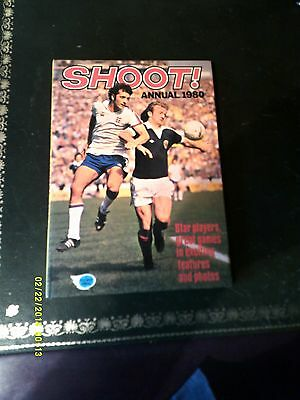 SHOOT Football Annual 1980, Published 1979, Children's Annual, Vintage Book