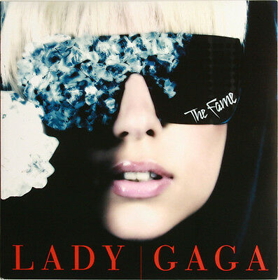 Lady Gaga - The Fame (2008)  Vinyl 2 Disc LP  NEW  *See Details*