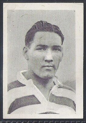 African Tobacco-Nz & Aus Rugby Players Springbok 1937 (M80)-#05- Lawton