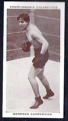 Churchman-Boxing Personalities-#08- Georges Carpentier