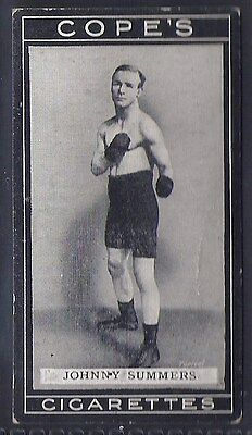 Cope-Boxers Boxing-#020- Johnny Summers