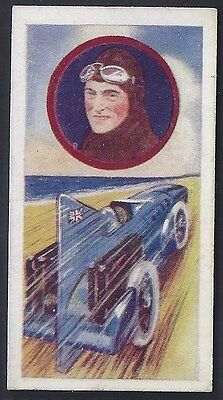 Pattreiouex-Celebrities In Sport-#29- Motor Racing - Captain Malcolm Campbell