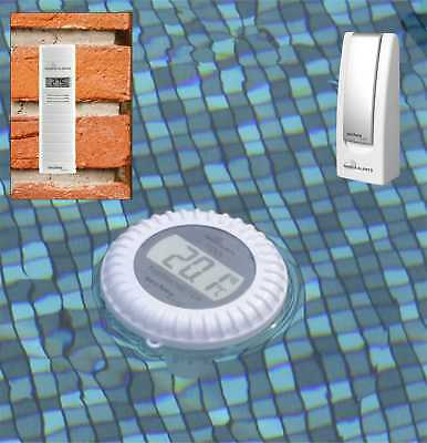 Poolthermometer Ma 10070 Mobile Alerts Gateway Poolsender Thermo Hygro Sender