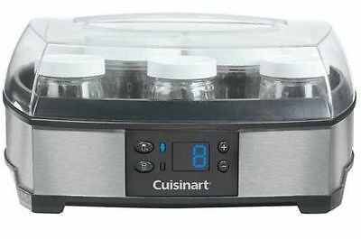 Yaourtiere Cuisinart YM400E YAOURTIERE + FROMAGERE [Stainless steel]  NEUF