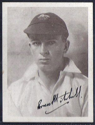 Utc (South Africa)-S. A. Cricket Touring Team (Autographed)- Bruce Mitchell