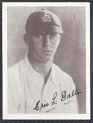 Utc (South Africa)-S. A. Cricket Touring Team (Autographed)- Dalton
