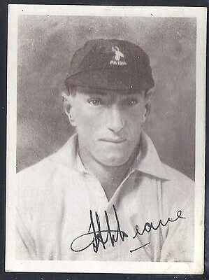 Utc (South Africa)-S. A. Cricket Touring Team (Autographed)- Deane