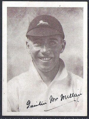 Utc (South Africa)-S. A. Cricket Touring Team (Autographed)- Macmillan
