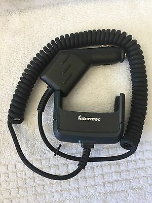 INTERMEC Vehicle Battery Adaptor Car Charger CN50 852-070-001