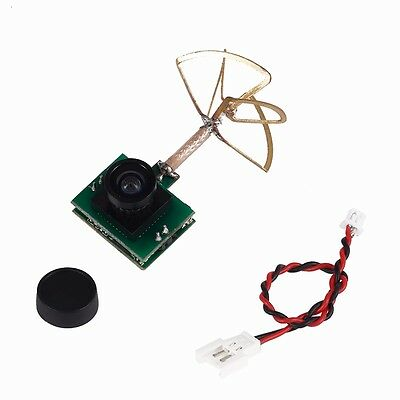 5.8G 48CH 25MW 1000TVL FPV Camera Built-in Transmitter for RC Mini Quadcopter