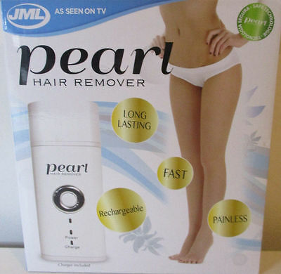 JML Pearl Hair Remover Thermotransmitter - 14 Piece Set -