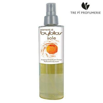 Byblos Sole Acqua Profumata Corpo 250 Ml
